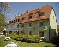 Plattensee Balaton Hotel Abazia Urlaubsrecht zu Verkaufen