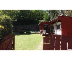 Grundstück mit Wohnwagen zu Verkaufen
