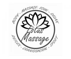 Lotus massage