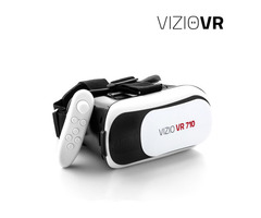 VIZIOVR 710 Virtual Reality-Brille mit Fernbedienung
