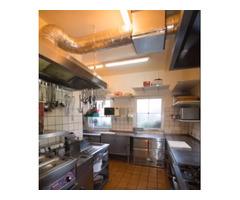 Gut funktionierendes Restaurant + Wohnung zu verkaufen