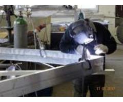der Herstellung von Edelstahl- und Aluminiumprodukten