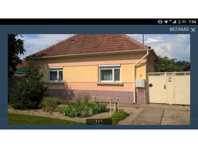 Verkaufen ein familienhaus