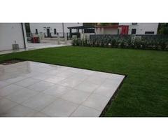 Gartengestaltung, Bewässerungsanlagen, Fertigrasen, Sonnensegel Montagen