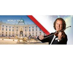 4 Tickets für das Konzert von Andre Rieu am 12. Juni 2020 in Wien.