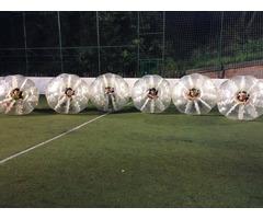 BUBBLE FOOTBALL WISSEN WIE